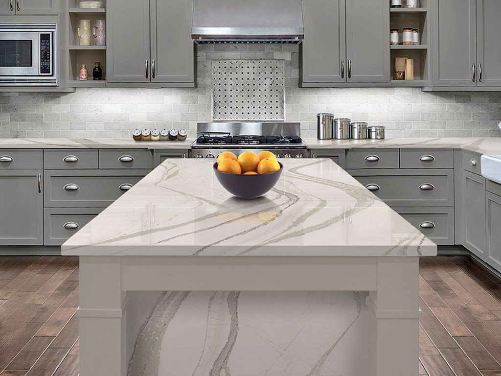 Granite countertops VS Quartz countertops