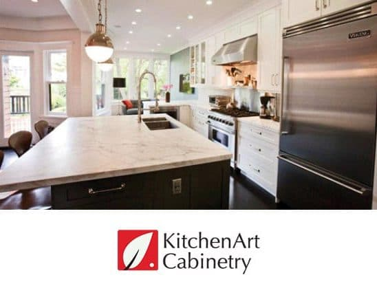 Kitchen Art Cabinets