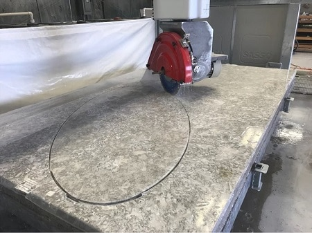Stone Fabricators - Stonework Fabrication Shop for Marble, Quartz and Granite