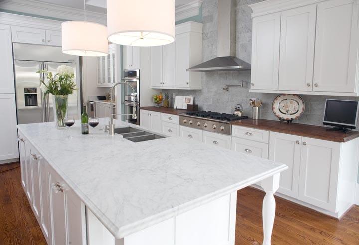 Marble countertops fabricator