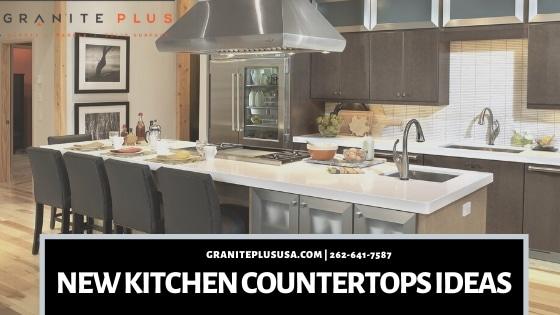New Kitchen Countertops Ideas