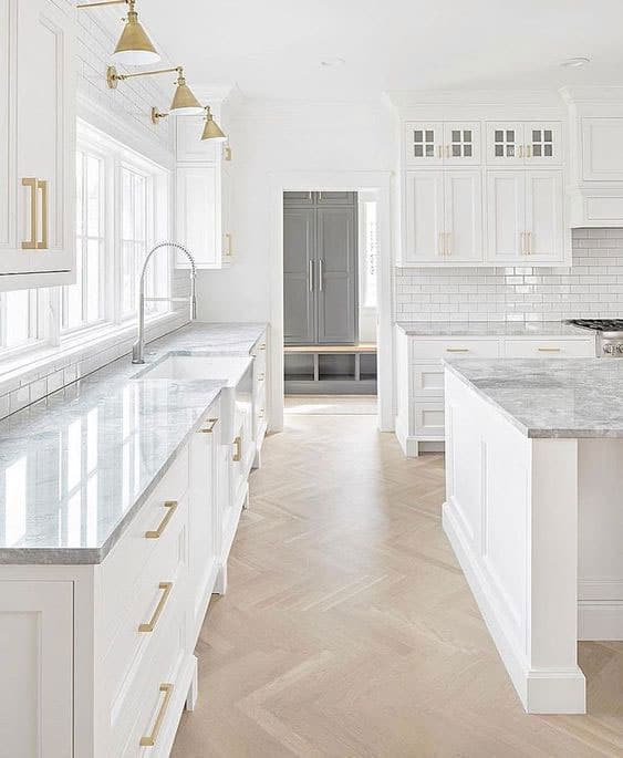 Milwaukee S Best White Marble Kitchen Countertops Advice