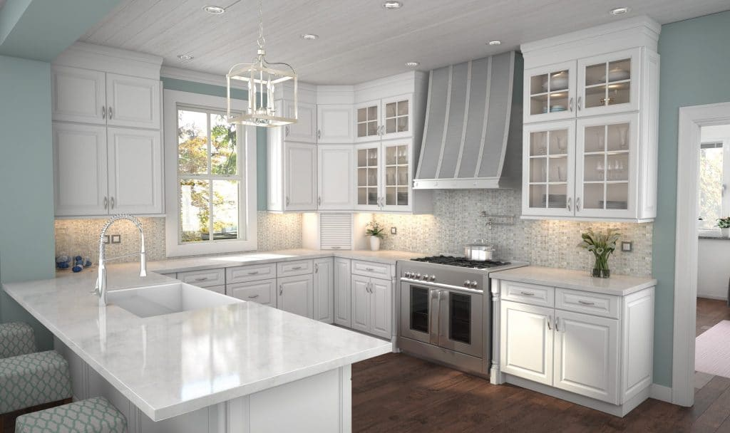 affordable cabinets and countertops in Milwaukee