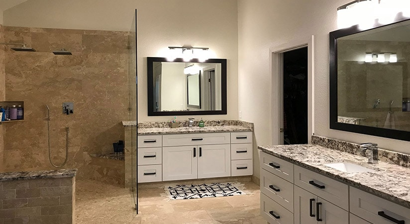 granite vanity countertops in Milwaukee
