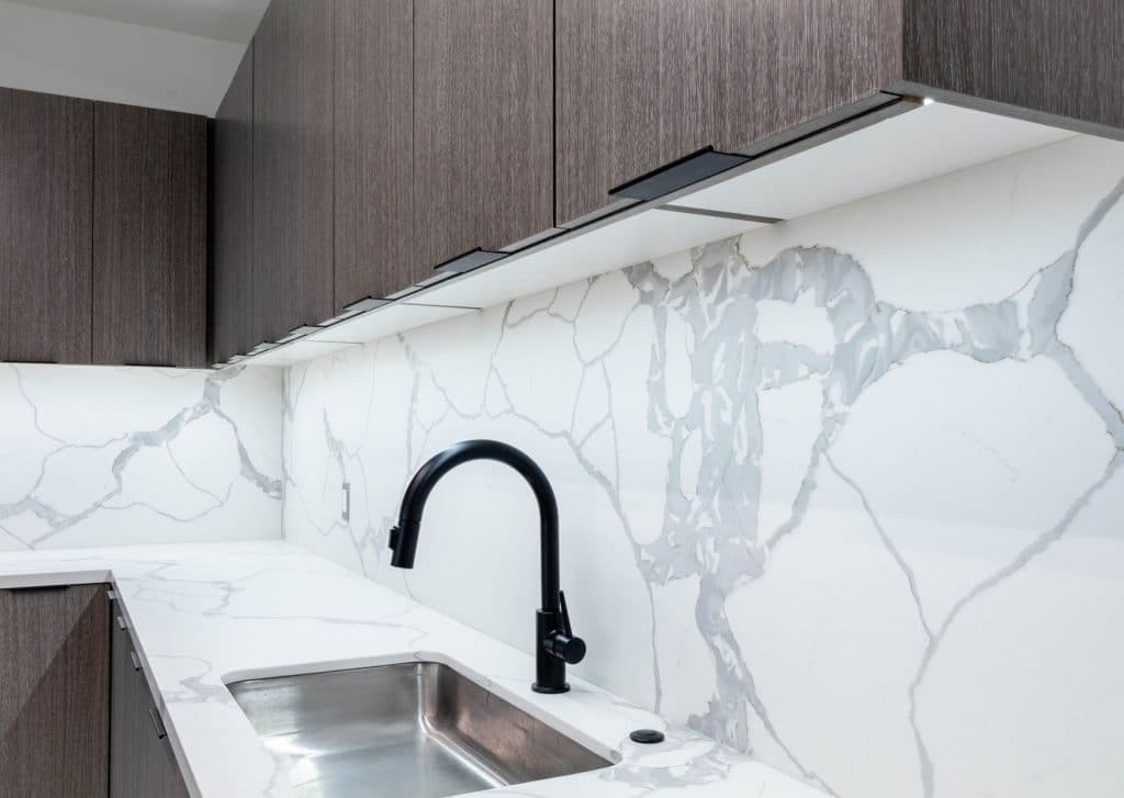 cabinets and countertops in Milwaukee