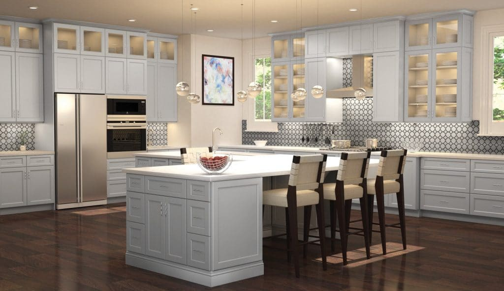cabinet supply and installations in Milwaukee