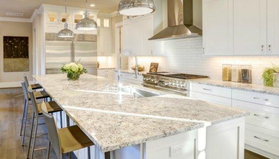 transforming granite countertops