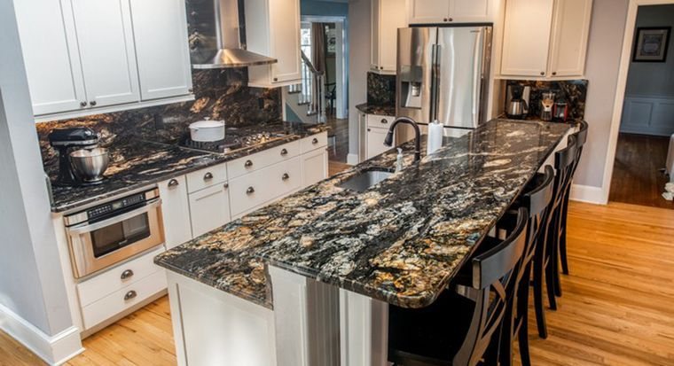 care for natural stone countertops in Milwaukee