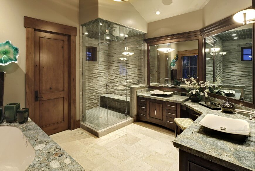 fabrication of Milwaukee bathroom countertops