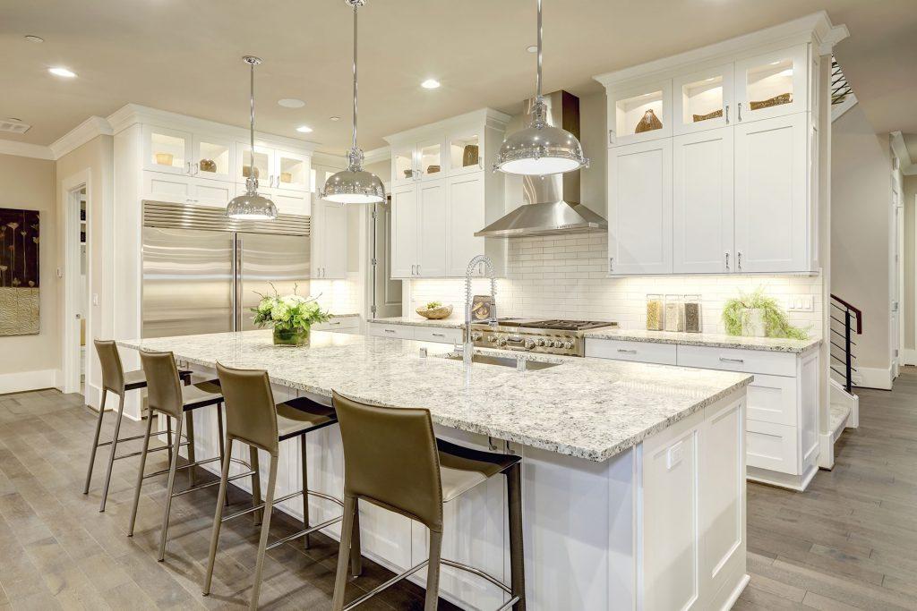 custom kitchen countertops in Milwaukee